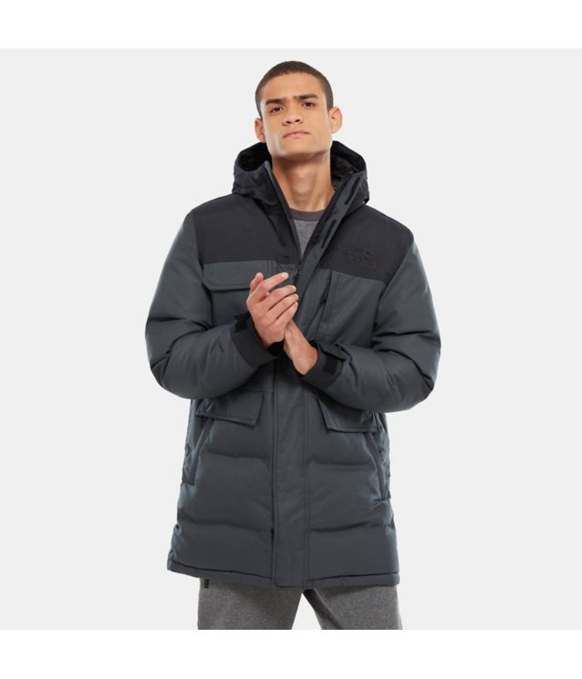 Biggie McMurdo Parka Tnf Black
