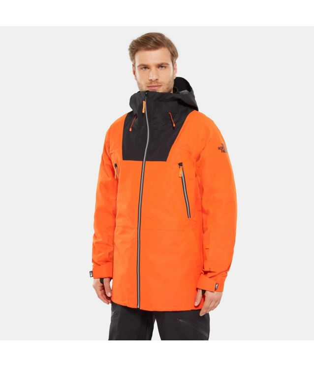Creptor Jacke Persian Orange/Tnf Black