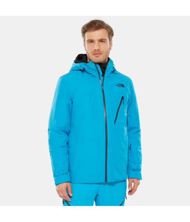 Descendit Jacke Hyper Blue