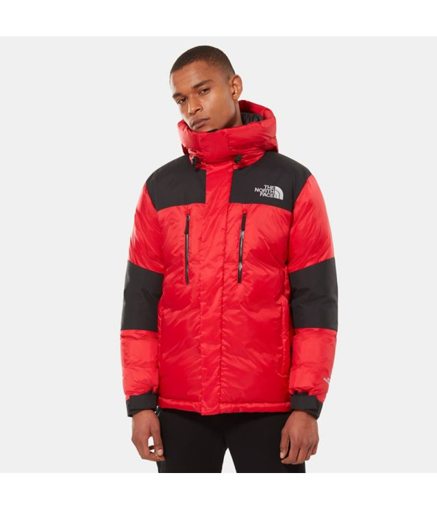 Original Himalayan Windstopper Daunenjacke Tnf Red/Tnf Black