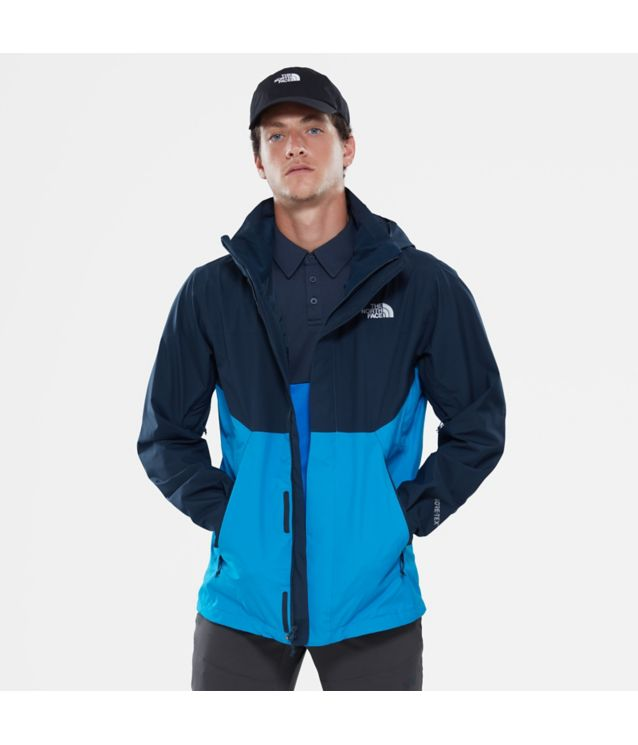 Mountain Light II Shelljacke Urban Navy