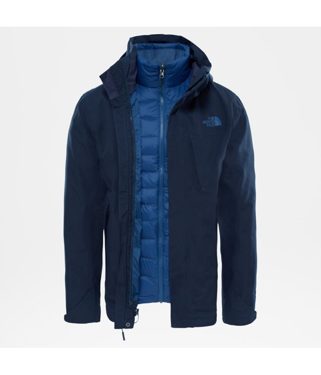 Mountain Light Triclimate® Jacke Urban Navy/Urban Navy
