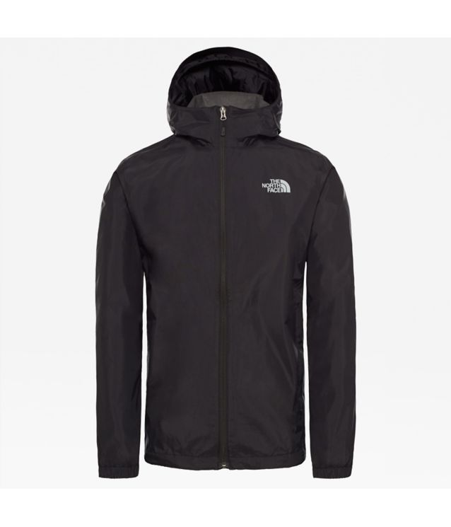 New Peak 2.0 Jacke Tnf Black/High Rise Grey