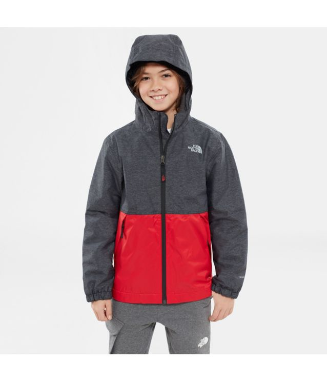 Warm Storm Jacke Tnf Black Heather