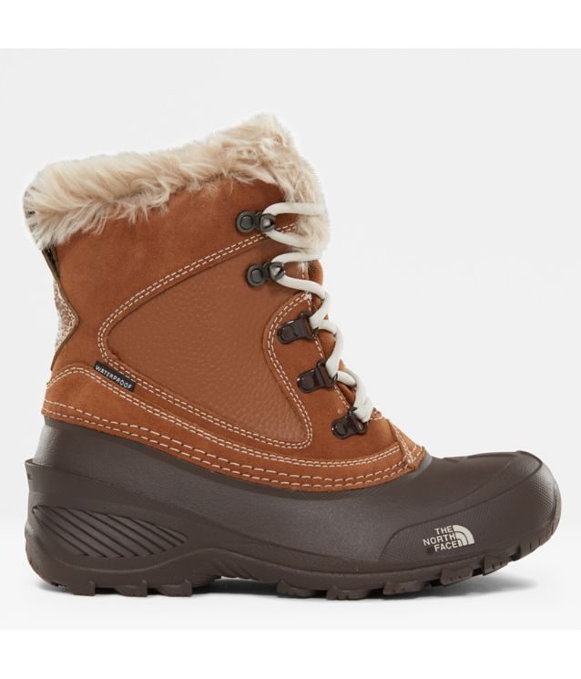 Shellista Extreme Stiefel Dachshnd Brown/Moonlightivry