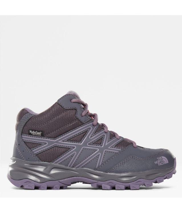 Hedgehog Hiker Wasserdichte Wanderschuhe Periscope Gry/Purple Sage