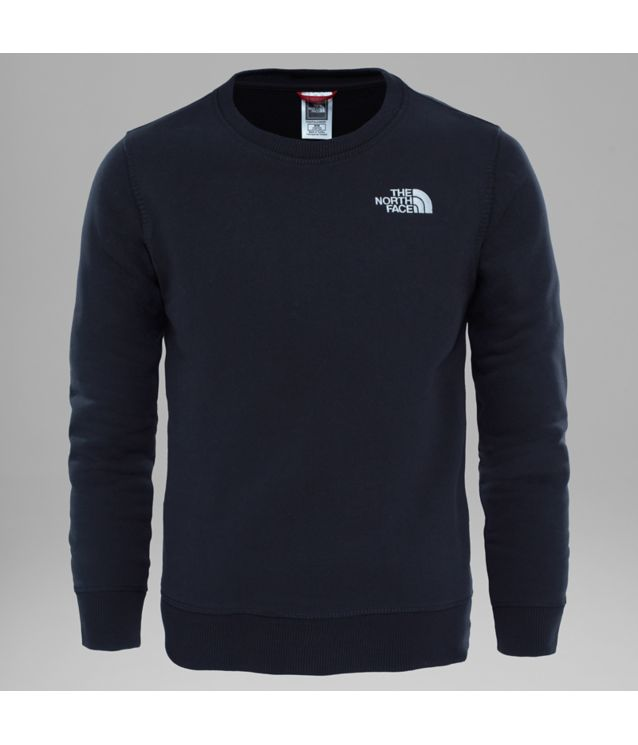 Drew Peak Pullover Tnf Black